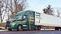 Regency Transportation rig