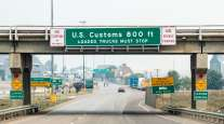 U.S., Canada Border