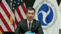 Transportation Secretary Pete Buttigieg at House T&I hearing