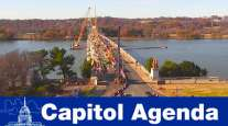 Arlington Memorial Bridge repair