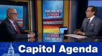 Rep. Joe Crowley, Fox News' Chris Wallace
