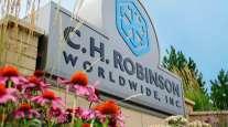 C.H. Robinson sign