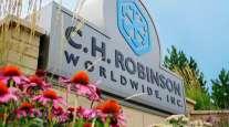 CH Robinson sign