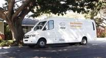 Chanje Electric Van
