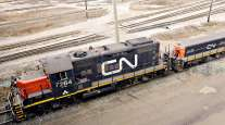 Canadian Pacific Railway train