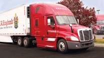 C.R. England truck