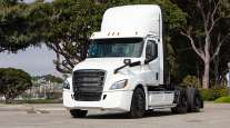 Freightliner eCascadia Battery-Electric Truck