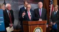 Democrats debut infrastructure plan