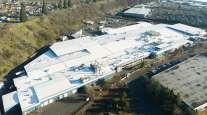 Daimler Trucks North America plant in Portland, Ore.