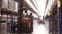An Americold warehouse
