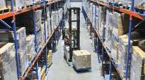 Americold warehouse facility