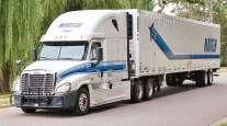 Marten Transport truck