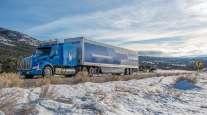Embark autonomous truck