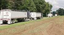 H&N Logistics trucks