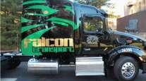 Falcon Transport truck