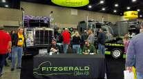 Fitzgerald glider kids booth