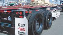 FlexiVan deals for New Pride intermodal tire division