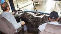 Driver and trainer