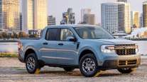Ford's Maverick Hybrid Pickup Truck Nearly Sold Out for 2022 Model Year