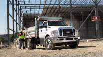Ford 2021 F-650 and F-750