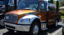 Freightliner M2 Class 6 vocational truck