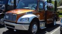 Freightliner M2 Class 6 vocational truck
