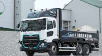 UD Trucks recently tested a Level 4 autonomous truck in Japan.