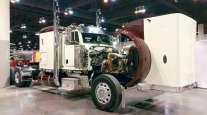 Glider truck