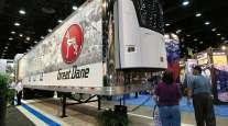 Great Dane refrigerated trailer