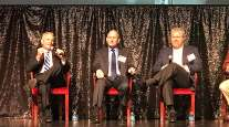 Ken Davis, Roger Nielsen and Dean Engelage