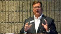 Hendrickson CEO Gary Gerstenslager