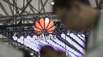 Huawei Technologies Co. sign