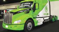 Hyliion truck