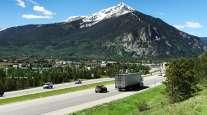 I-70 in Colorado