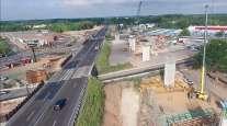 I-95 interchange project in Pennsylvania