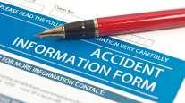 An insurance form