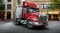 International Series RH truck