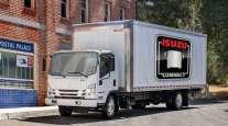 Isuzu Connect truck