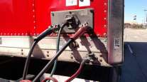 Tractor-to-trailer connections