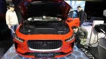 Jaguar Land Rover I-Pace