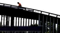 Construction worker on jobs site