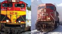 KCS-CP trains