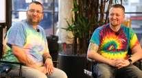 Uber Freight LGBTQ panel