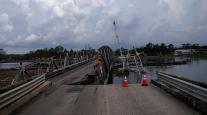 Louisiana bridge damage