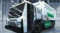 Mack LR Electric truck