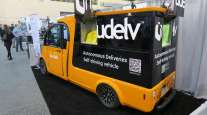 Udelv Autonomous Truck