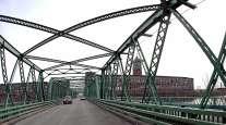 Duck Bridge in Lawrence, Mass.