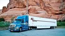 Mesilla Valley Transportation truck