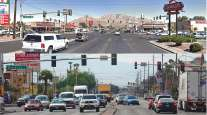 Route 612 in Las Vegas