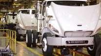 Freightliner plant